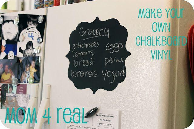 10  Projects Using Chalkboard Paint!