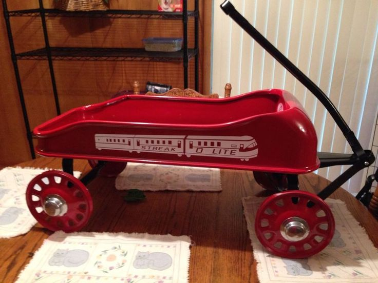 230 Best Old Toy Wagons Images On Pinterest Radios