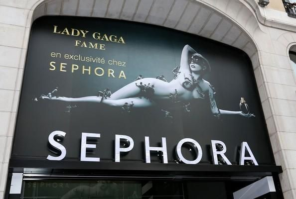 the monsters sephora | Lady Gaga au sephora is married to Charleston Heston SEPHORA is the name of the  Champs-Elysées