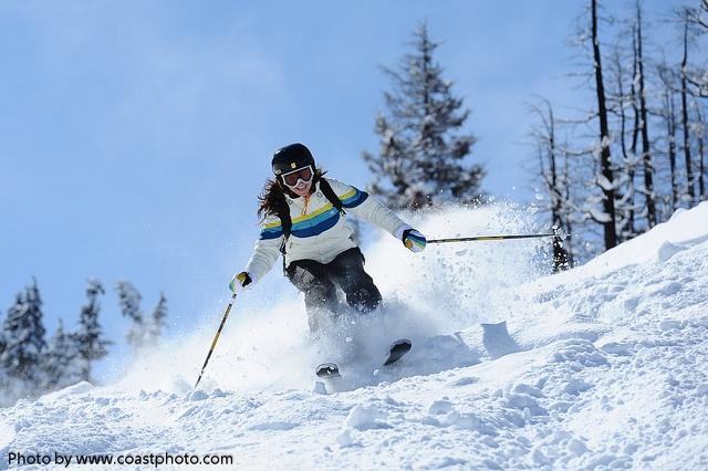 Spring skiing still glorious at Whistler/Blackcomb !
