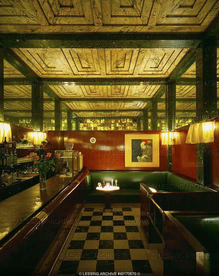 Kartner Bar Vienna Design Restaurants Amp Bars