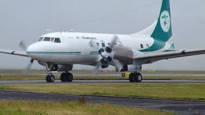 Photo of ZK-CIB - Convair CV-580 - Air Chathams
