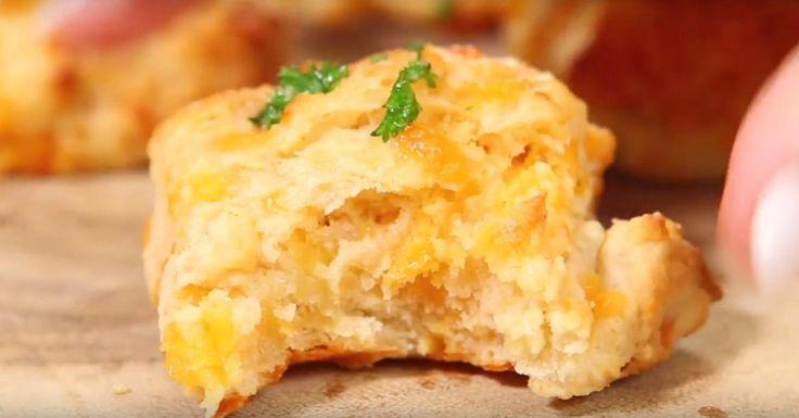 Jamais vous n'aurez cuisiné un petit pain aussi savoureux!