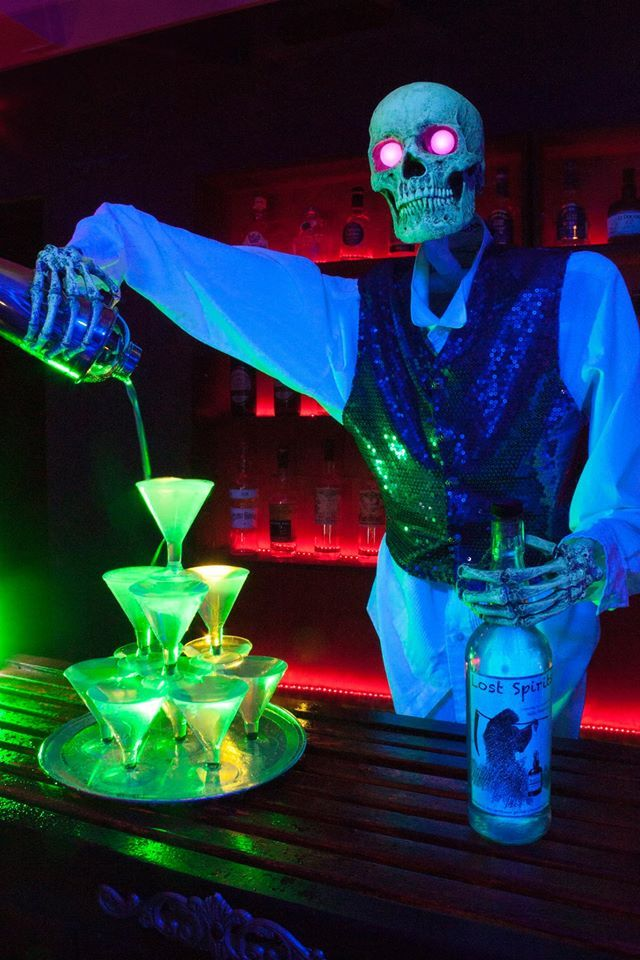 The Motel Hotel Halloween Party 2020 Haunt on Hellizondo in 2020 | Birthday halloween party, Halloween