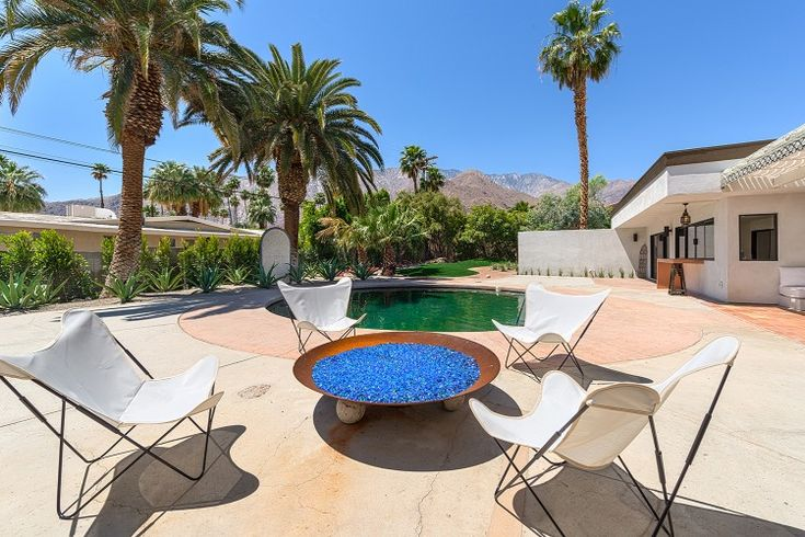Palm Springs Moroccan Modern