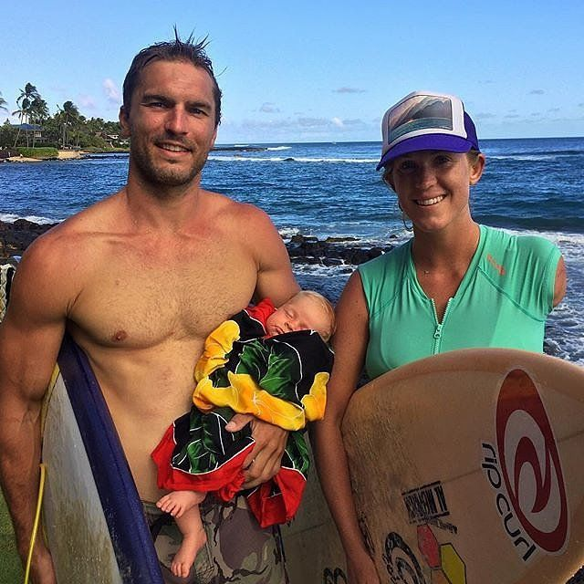 Bethany Hamilton Family Pictures on Instagram | POPSUGAR Celebrity