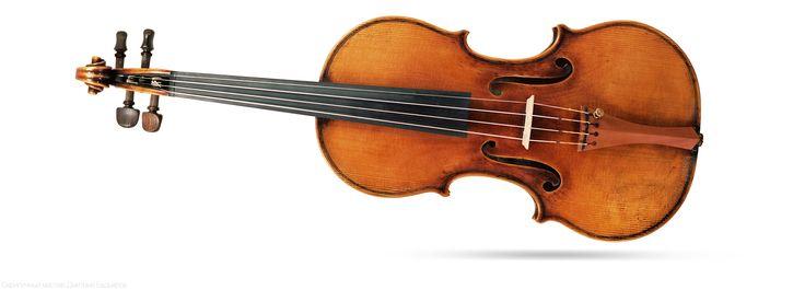 Fine new violin Мастеровая скрипка работы Бадьярова
