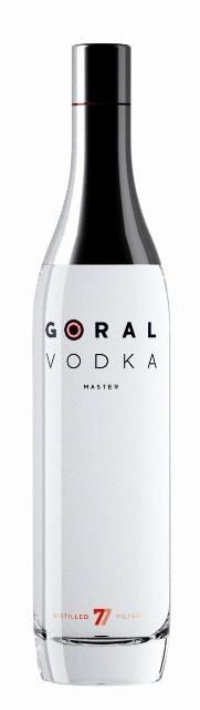 Goral Vodka - Best vodka brands from Slovakia - #Goral #GoralVodka #Vodka