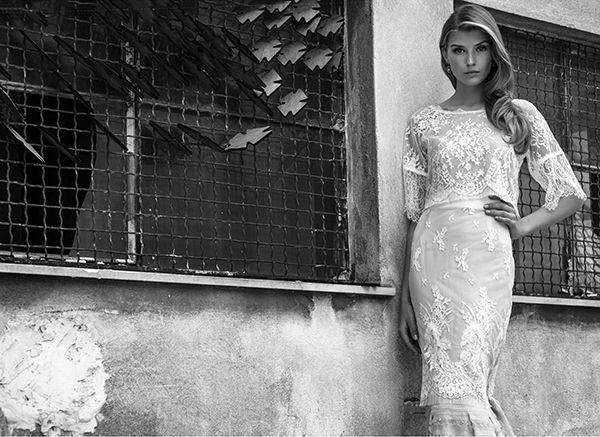 Νυφικα 2015 Κατια Δελατολα  I dreamt of a Butterfly  See more on Love4Weddings  http://www.love4weddings.gr/wedding-dresses-2015-katia-delatola/  Photography by YIORGOS KAPLANIDIS   http://www.yiorgoskaplanidis.com