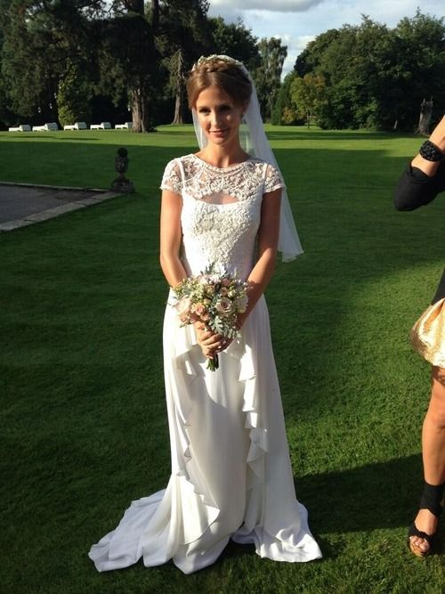 Millie Mackintosh (Manderson) - Wedding Dress
