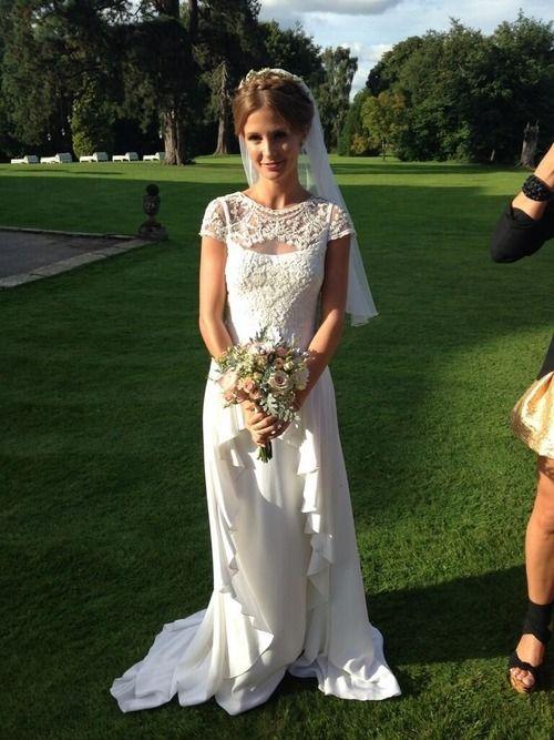 Millie Mackintosh (Manderson) - Wedding Dress