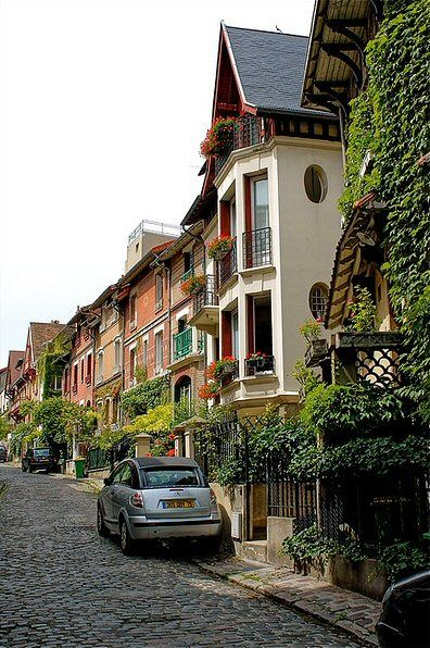 Rue Georges-Braque, Paris XIV ♥ Inspirations, Idées & Suggestions…