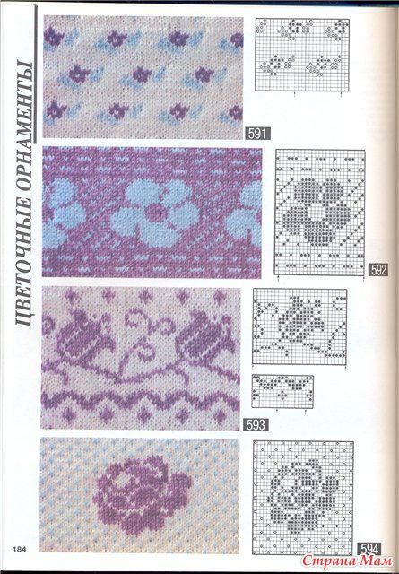 Jacquard patterns | Entries in category jacquard patterns | Blog Aleta: LiveInternet - Russian Service Online Diaries