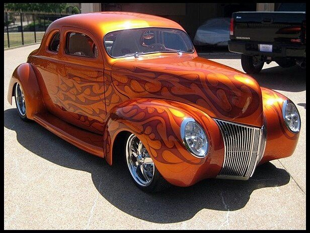 Love this paint job....
