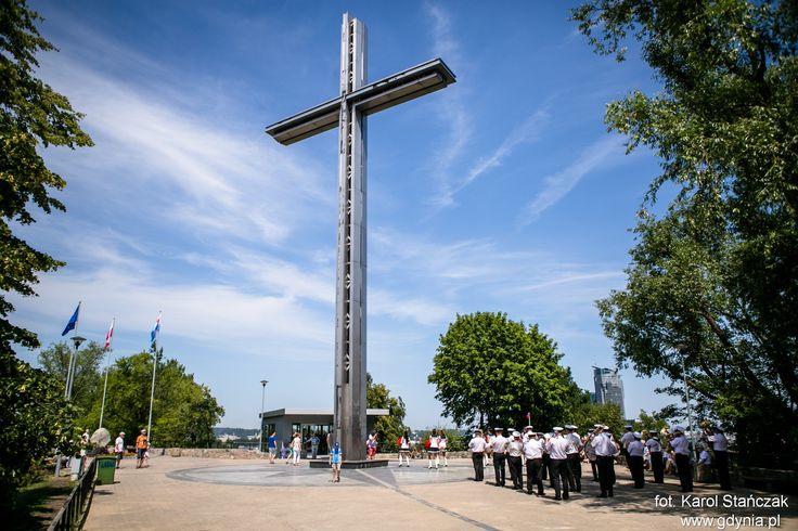 Krzyż na Kamiennej Górze, fot.: Karol Stańczak