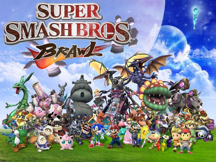Super Smash Bros Brawl | Super Smash Bros Brawl Wallpaper | Super Smash Bros Brawl Desktop ...