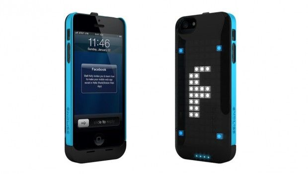 Endliss iPhone LED Notification Case: Never Miss a Notification Again