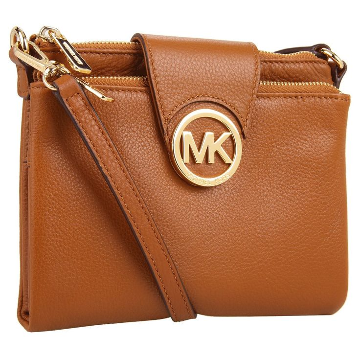 Michael Kors Fulton Luggage Crossbody