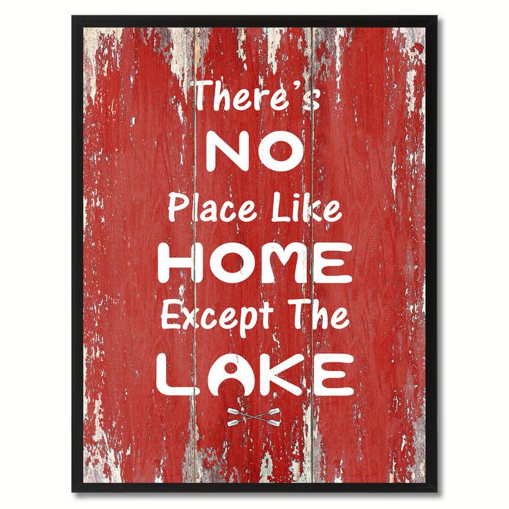 294 Best Lake Quotes Home Decor Gifts Ideas Images On Pinterest