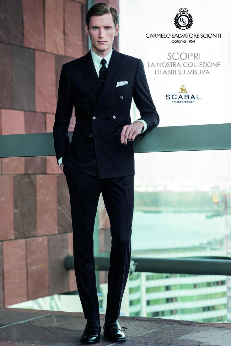 Alta Sartoria, abiti su misura per uomo e per donna.