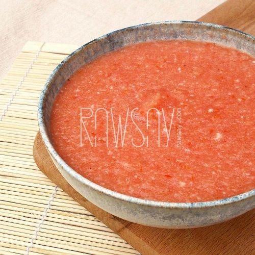 Соус японский - Сыроедение, рецепты и диеты - Rawsay