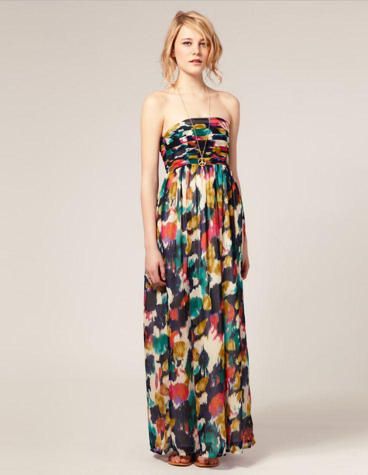 dresses color summer wedding