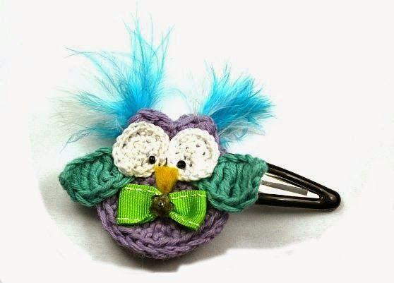 Crochei Owl