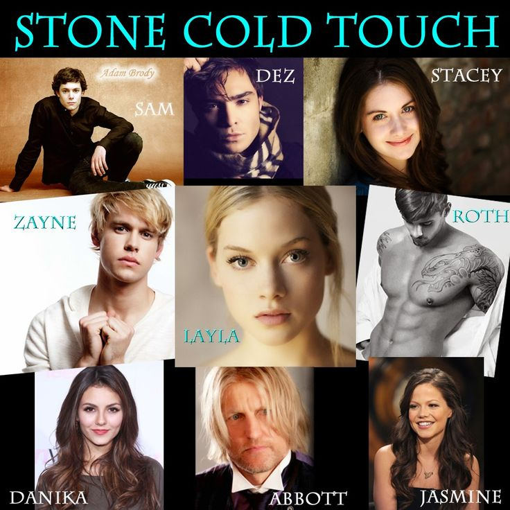 The Irish Banana Review: Blog Tour: Stone Cold Touch by Jennifer L. Armentrout