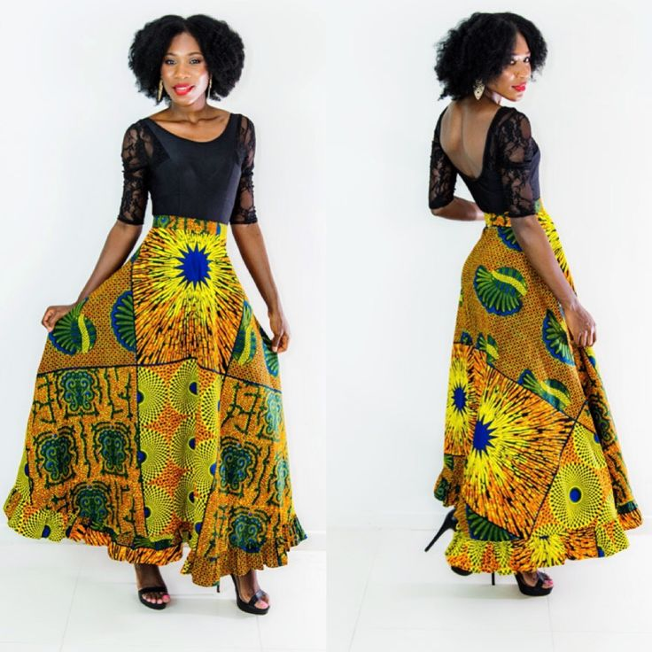 Today's pick, the Odo Nso Skirt, beautiful bold colours Maxi skirt with pleats at the bottom. Buy now from 👉🏿www.naykons.com.au #africanfashion# #Africanprint# #Ankara# #Kitenge# #sale# #colourful# #slayed# #naykons# #maxiskirts#