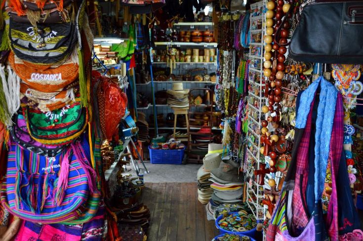 The Artisans Market in downtown San Jose is one of the best places in Costa Rica to buy souvenirs. More things to do in San Jose here: http://www.twoweeksincostarica.com/1-2-days-san-jose-costa-rica/