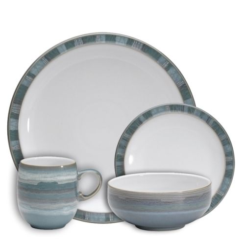 I've often admired Denby dishes. Champagne tastes and a beer budget...