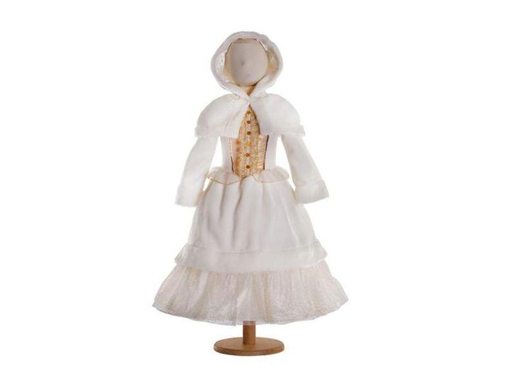Travis Designs Doll Winter Wonderland Dress One Size