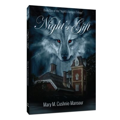 Book one of the riveting Night's Vampire series! A must-read! Available in hardcover and e-book formats too! #novel #nightsvampire #vampire #lovestory