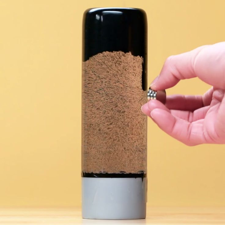 Magnetic Zen Bottle