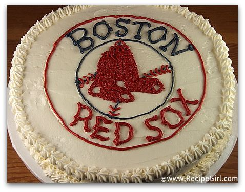 My little one had a birthday recently, and he wished for a Boston Red Sox birthday cake.  I'm not a big cake baker, but I figured I could pull it off.  Armed with a picture of their logo, I set off to bake his wish.  Here's a pictoral step-by-step, with a few instructions for how …