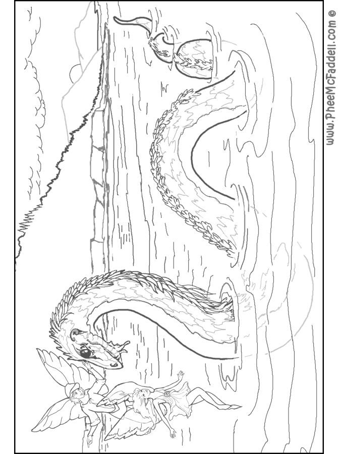 Nessie Never Found www.pheemcfaddell.com   Coloring Pages ...