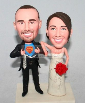 find this pin and more on custom wedding cake toppers