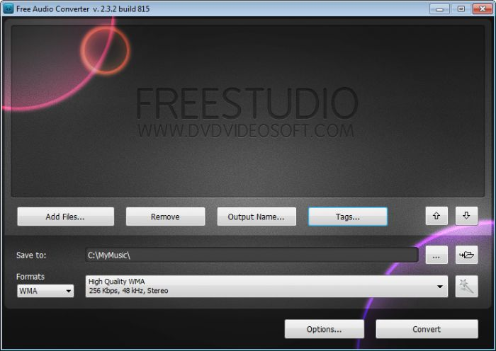 Download opus to mp3 converter offline for free (Windows)