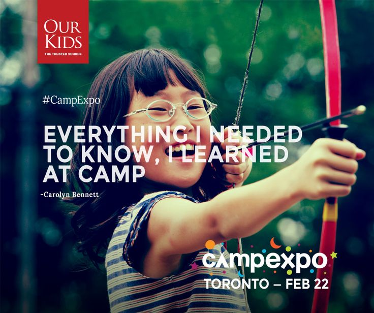 """""""Everything I needed to know, I learned at camp"""" - Seth Godin   Read more about Seth's experience here: http://www.ourkids.net/camp/seth-godin-camp-arowhon.php  www.campexpo.ca"""