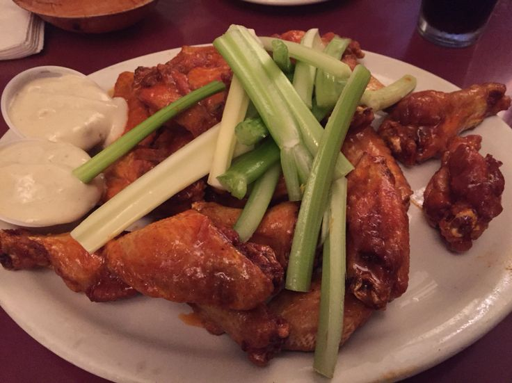Buffalo Wing @ Anchor Bar