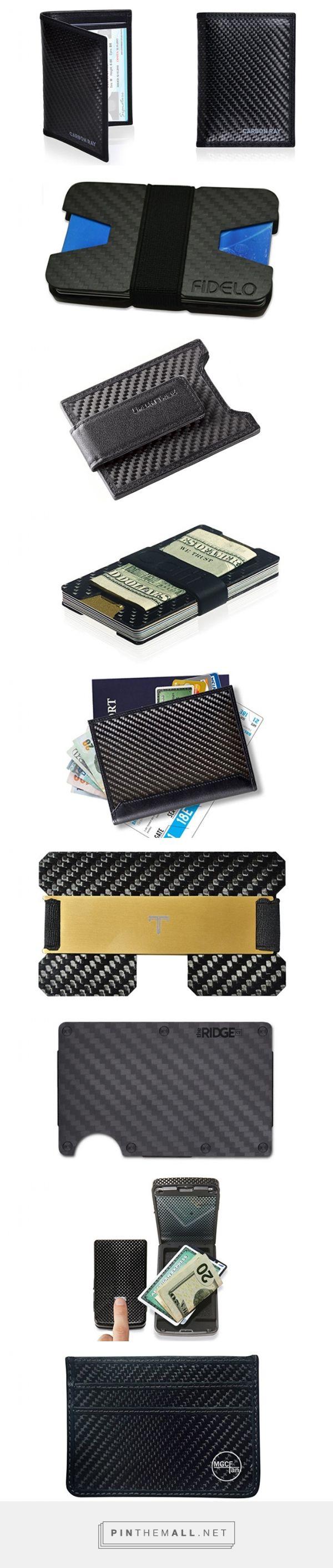 20 Best & Cool Carbon Fiber Wallets For Men