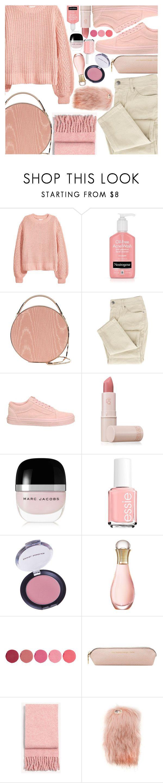 """#39 Mini Bag"" by heartsandcrossesx ❤ liked on Polyvore featuring H&M, Eddie Borgo, Vans, Lipstick Queen, Marc Jacobs, Daniel Sandler, Christian Dior, Kjaer Weis, MANGO and rag & bone"