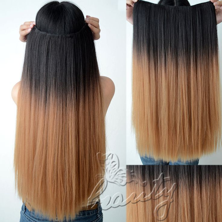 Image result for brown hair with gradient color