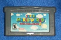 Super Mario World Super Mario Advance 2 Gameboy Advance game with free shipping