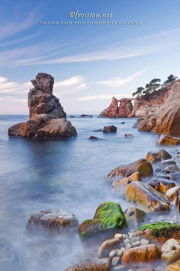 Costa Brava, Girona, Spain by Javier Fores on 500px