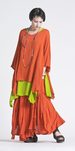 -- KALIYANA --   LOVE the color combinations
