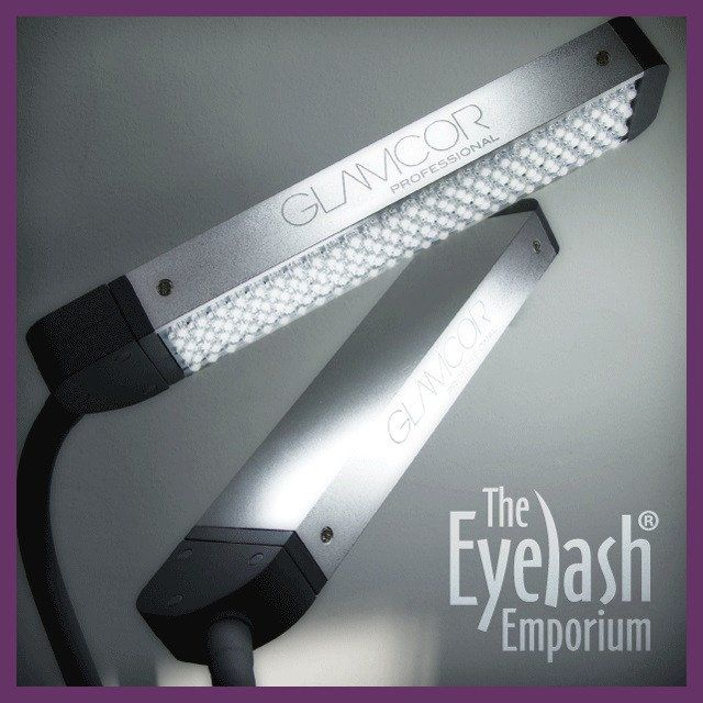 Glamcor Classic Elite LED Eyelash Extension Lamp - 1