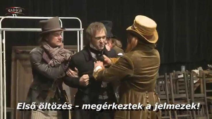 Madách TV - Les Misérables - A nyomorultak próba