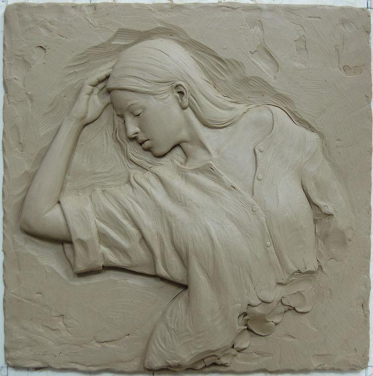 Best Барильеф Images On Pinterest Sculptures Plaster Art - Artist uses drywall to create extraordinary sculptures