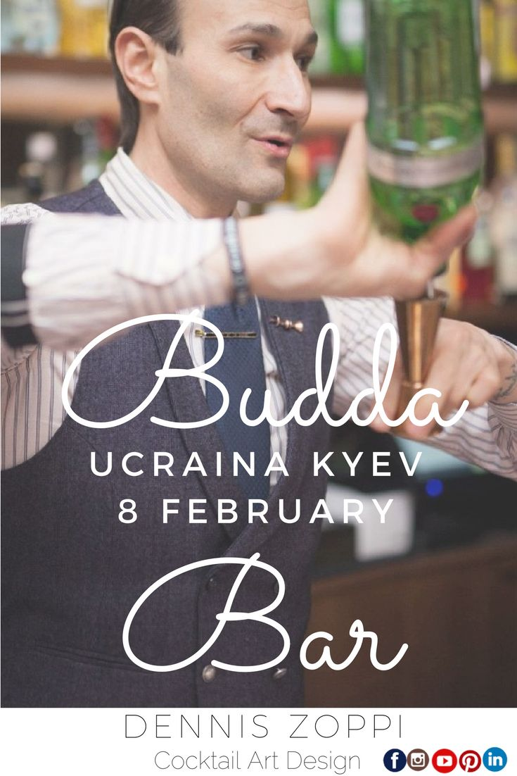 Hey YOU!!! Yes you you...If you really want to taste something incredible that you never tasted before, Bubba bar in Kyev Ucraina is the good place. 8 February from 9.00 pm to... Do not be late, the place at the bar are limited Yes?orYes? #zoppicocktaildesign #manuelaalbertelli #zopperia #worldclass2017